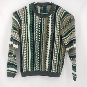 Protege Collection Mens Long Sleeve Sweater